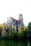 Chiesa gotica Immagini Stock Libere da Diritti