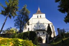 Chiesa gotica di Sighisoara- Immagine Stock Libera da Diritti