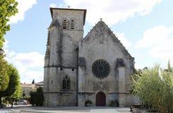 Chiesa gotica di stile, Fotografie Stock