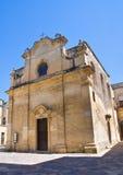 Chiesa greca. Lecce. La Puglia. L'Italia. Immagini Stock Libere da Diritti