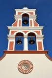 Chiesa in Grecia. Fotografie Stock Libere da Diritti