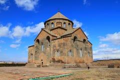 chiesa Hripsime immagine stock