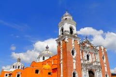 Chiesa I di San José Fotografie Stock Libere da Diritti