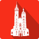 Chiesa, illustrazione illustrazione vettoriale