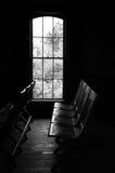 Chiesa interna Immagine Stock