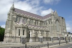 Chiesa in Irlanda Fotografie Stock Libere da Diritti
