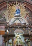 Chiesa IX di Santa Rosa de Viterbo Immagini Stock Libere da Diritti