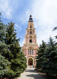 Chiesa a Kharkov. L'Ucraina. fotografia stock
