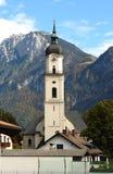 Chiesa in Kiefersfelden Fotografia Stock Libera da Diritti