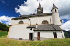 Chiesa in Laste Fotografie Stock Libere da Diritti