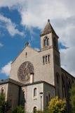 Chiesa a Limoges Immagine Stock Libera da Diritti