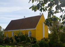 Chiesa in Lloland Fotografia Stock Libera da Diritti