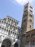 Chiesa a Lucca Fotografia Stock