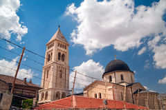 Chiesa luterana del redentore Immagine Stock