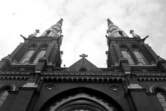Chiesa luterana di St John Fotografia Stock