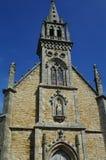Chiesa medioevale Immagini Stock