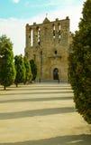 Chiesa medioevale Fotografie Stock Libere da Diritti