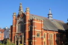 Chiesa metodista di Evesham Fotografie Stock
