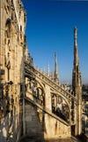 Chiesa Milano 2 del duomo fotografie stock libere da diritti