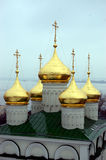 Chiesa moderna ortodossa Fotografia Stock