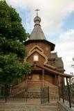Chiesa, Mosca, Russia Fotografia Stock Libera da Diritti