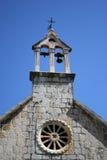 Chiesa nel Croatia Immagini Stock Libere da Diritti