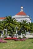 Chiesa nel giardino Fotografia Stock Libera da Diritti
