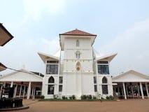 Chiesa nel Kerala, India immagini stock