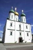 Chiesa nel Kolomna Fotografie Stock