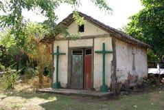 Chiesa nel Nicaragua Immagine Stock