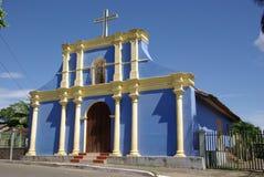 Chiesa nel Nicaragua Immagini Stock