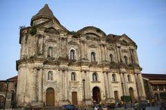 Chiesa nelle Filippine Fotografie Stock Libere da Diritti
