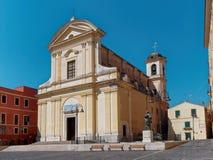 Chiesa Nettuno Italia di Evangelista dell'ed di Santi Giovanni Battista Fotografia Stock