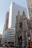 Chiesa New York City del Thomas santo Immagine Stock