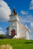 Chiesa norvegese immagini stock libere da diritti