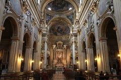 Chiesa Nuova, Roma Fotografia Stock Libera da Diritti