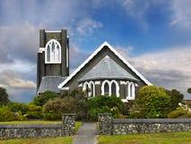 Chiesa, Nuova Zelanda Immagini Stock Libere da Diritti