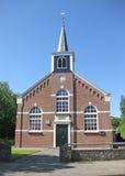 Chiesa olandese immagine stock