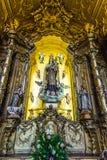 Chiesa a Oporto Immagine Stock Libera da Diritti