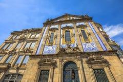 Chiesa Oporto del ` s di Sant'Antonio Fotografie Stock