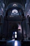Chiesa - organo Fotografie Stock Libere da Diritti
