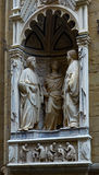 Chiesa Orsanmihele Florence Renaissance Immagine Stock