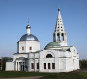 Chiesa ortodossa. Fotografia Stock Libera da Diritti