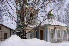 Chiesa ortodossa fotografia stock libera da diritti