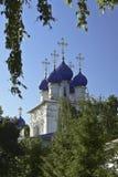 Chiesa ortodossa antica. Fotografie Stock