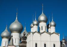 Chiesa ortodossa bianca Fotografia Stock Libera da Diritti