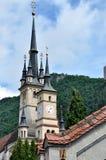 Chiesa ortodossa in Brasov, Romania Immagini Stock