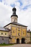 Chiesa ortodossa del gatehouse del John Climacus del san Fotografia Stock