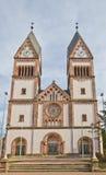 Chiesa ortodossa della trinità santa (1908) in Offenburg, Germania Fotografia Stock Libera da Diritti