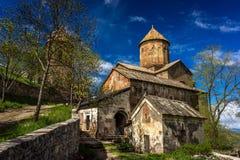 Chiesa ortodossa di Sapara fotografia stock libera da diritti